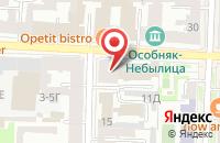 Схема проезда до компании Раритет в Санкт-Петербурге