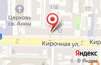 Схема проезда до компании Максимов-Групп в Санкт-Петербурге