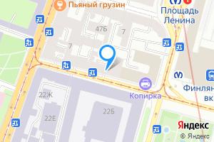 Комната в Санкт-Петербурге ул. Комсомола, 45