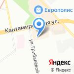 Pressfit на карте Санкт-Петербурга