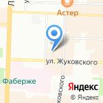 Аудит-Бизнес-Платформа на карте Санкт-Петербурга