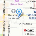 iService Apple на карте Санкт-Петербурга