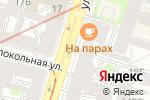 Схема проезда до компании Калейдоскоп напитков мира в Санкт-Петербурге