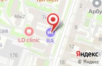 Схема проезда до компании Мультарт в Санкт-Петербурге