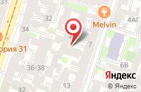 Схема проезда до компании Ом-Экспресс в Санкт-Петербурге