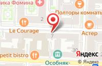 Схема проезда до компании Транс.Ком-Инвест в Санкт-Петербурге