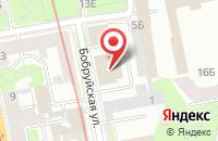 Схема проезда до компании Гражданский Проспект в Санкт-Петербурге