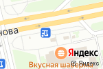 Схема проезда до компании Мегафон в Санкт-Петербурге