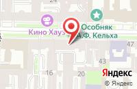 Схема проезда до компании Илма в Санкт-Петербурге
