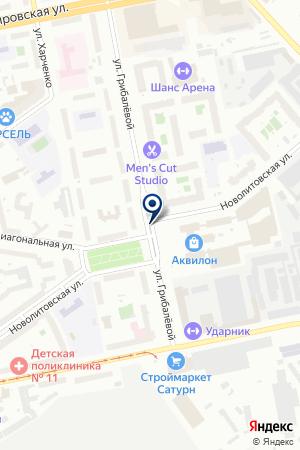МЕБЕЛЬНЫЙ МАГАЗИН ВИКАНТ на карте Санкт-Петербурга