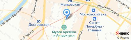 Напитки мира на карте Санкт-Петербурга