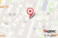 Схема проезда до компании Энергопрофит Сп в Санкт-Петербурге