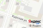 Схема проезда до компании Орион в Санкт-Петербурге