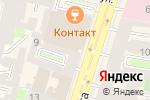 Схема проезда до компании Банк Советский в Санкт-Петербурге