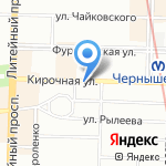 Status Commerce на карте Санкт-Петербурга