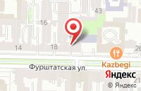 Схема проезда до компании Журнал для Тебя в Санкт-Петербурге
