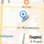 ЭлАн на карте Санкт-Петербурга