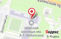 Схема проезда до компании Солнечное Сплетение в Санкт-Петербурге