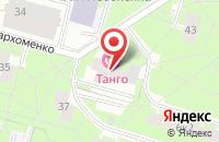 Схема проезда до компании Досье Интернэшнл в Санкт-Петербурге