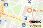 Схема проезда до компании Пивной DомЪ в Санкт-Петербурге