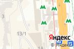 Схема проезда до компании Mob service в