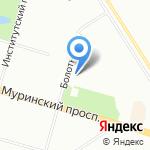 Детский музейный центр исторического воспитания на карте Санкт-Петербурга