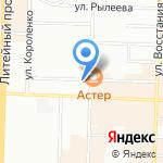 Крафт на карте Санкт-Петербурга
