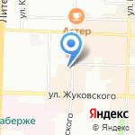 ТВ-Лайн на карте Санкт-Петербурга