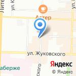 ОБУВЬ ФАВОРИТ на карте Санкт-Петербурга