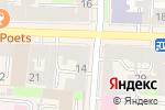Схема проезда до компании Яблочный пирог в Санкт-Петербурге