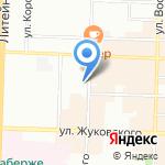 NailLounge на карте Санкт-Петербурга