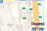 Схема проезда до компании Магазин кондитерских изделий в