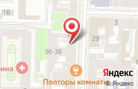 Схема проезда до компании Магазин по продаже искусственных цветов и товаров для рукоделия в Астрахани
