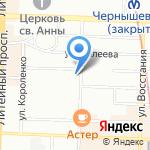 ПЛАНЕТА ПУТЕШЕСТВИЙ на карте Санкт-Петербурга