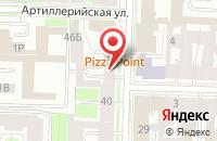 Схема проезда до компании Клёвый в Астрахани