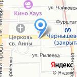 ЭнергоГазСтрой на карте Санкт-Петербурга