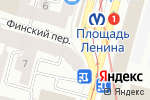 Схема проезда до компании Turkish kebab в Санкт-Петербурге