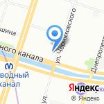Начальная школа-детский сад №687 на карте Санкт-Петербурга