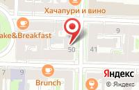 Схема проезда до компании Салон Овчинниковой в Санкт-Петербурге