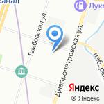 АвтоКомфорт на карте Санкт-Петербурга