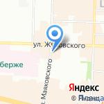 Jenoviya на карте Санкт-Петербурга