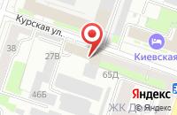 Схема проезда до компании Си Эйч Пи Групп в Санкт-Петербурге