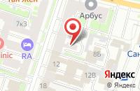 Схема проезда до компании Элемент Дизайн в Санкт-Петербурге