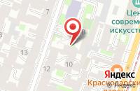 Схема проезда до компании Магистраль в Санкт-Петербурге