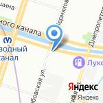 Инвэк-Ресурс на карте Санкт-Петербурга