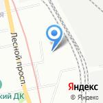 Бизнес Инжиниринг Сервис на карте Санкт-Петербурга