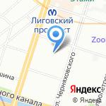 Торговый Дом Стор на карте Санкт-Петербурга