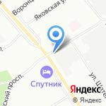 Гранд Амор на карте Санкт-Петербурга