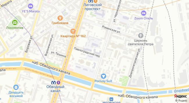 Бизнес-центр «Павлоградский 10» - превью 2