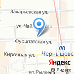 Оценка-Оптима на карте Санкт-Петербурга